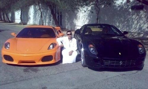 Two New Super Cars for Dhiaa Al-Essa £60,000