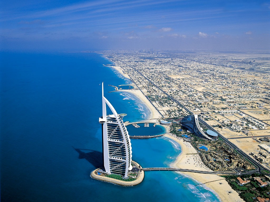 What do you think of it and the United Arab Emirates?