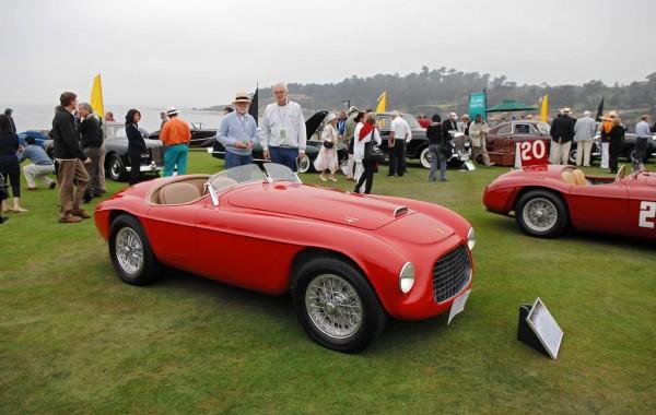 1949 Ferrari 166 M Touring Barchetta 1