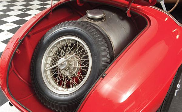 1949 Ferrari 166 M Touring Barchetta 10