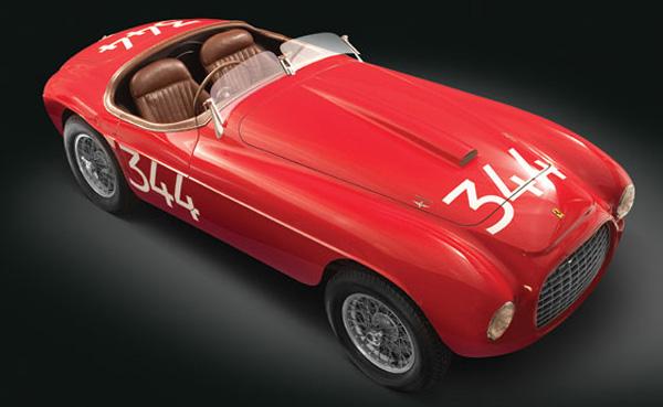 1949 Ferrari 166 M Touring Barchetta 11