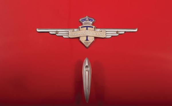 1949 Ferrari 166 M Touring Barchetta 14