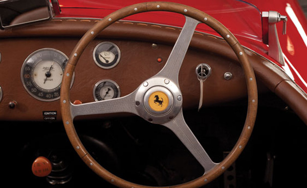 1949 Ferrari 166 M Touring Barchetta 15