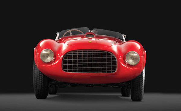 1949 Ferrari 166 M Touring Barchetta 17