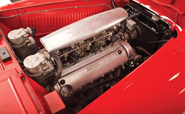 1949 Ferrari 166 M Touring Barchetta 18