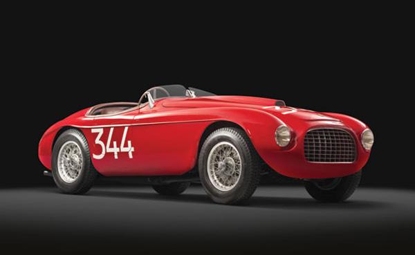 1949 Ferrari 166 M Touring Barchetta 2