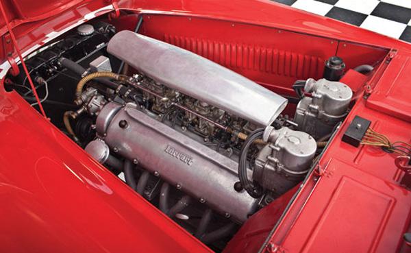 1949 Ferrari 166 M Touring Barchetta 3