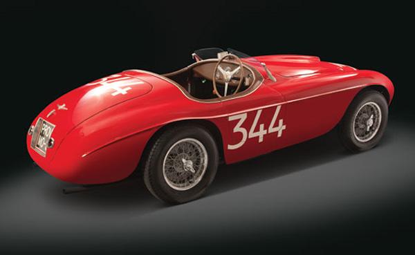 1949 Ferrari 166 M Touring Barchetta 4