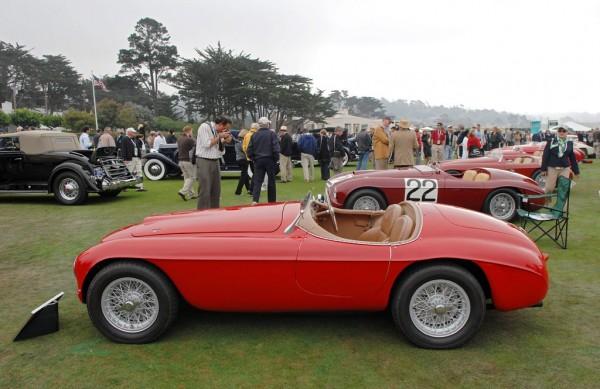 1949 Ferrari 166 M Touring Barchetta 5