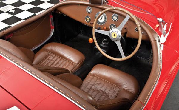 1949 Ferrari 166 M Touring Barchetta 6