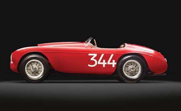 1949 Ferrari 166 M Touring Barchetta 7