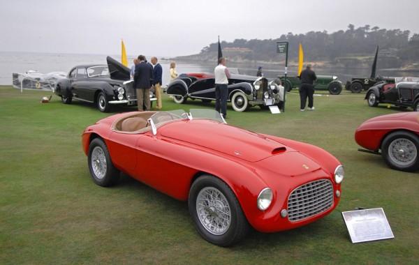 1949 Ferrari 166 M Touring Barchetta