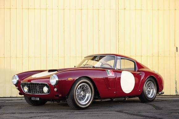 1961 Ferrari 250 GT SWB Berlinetta SEFAC Hot Rod