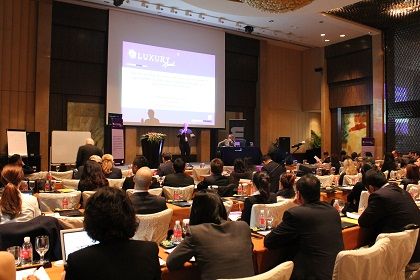 2010 Marcus Evans Luxury Brands Conference