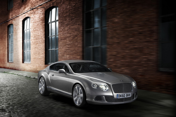 2011 Bentley Continental GT 2