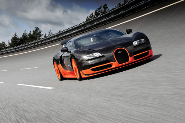 2011 Veyron 16.4 Super Sport