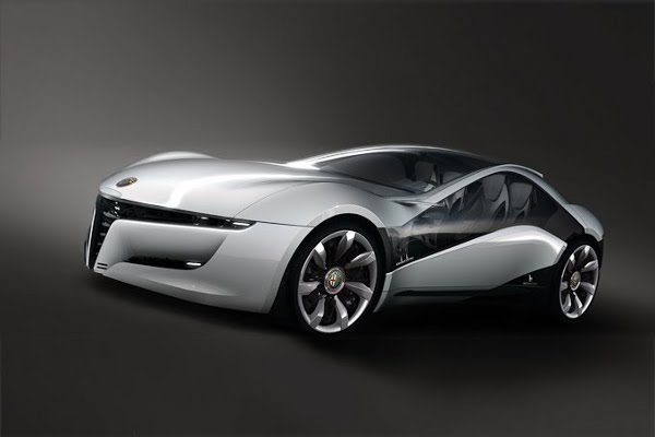 Alfa Romeo Pandion Concept 2