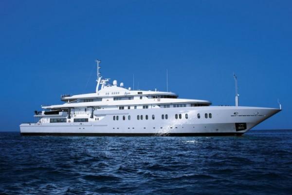 Alysia Luxury Yacht