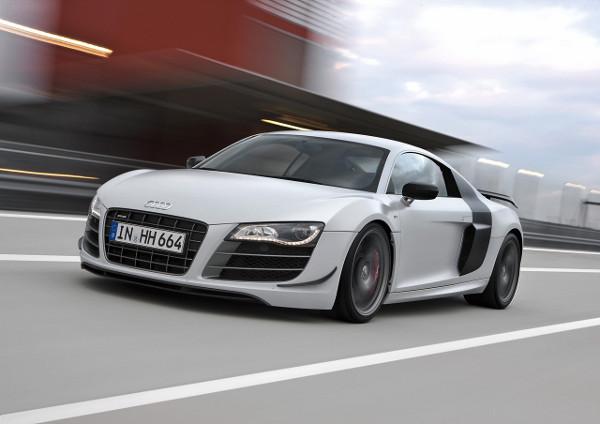 Audi R8 GT 1
