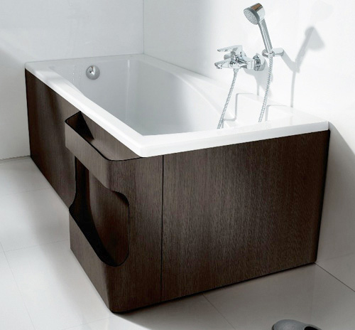 Bathtub Panels from Roca