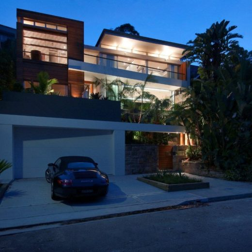 Bruce Stafford Architects - K3 House in Sydney Australia 2