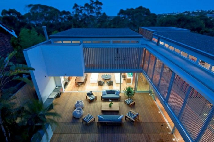 Bruce Stafford Architects - K3 House in Sydney Australia 4