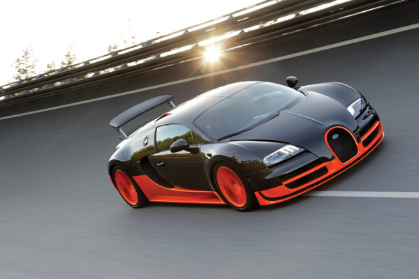 Bugatti Veyron 16.4 Super Sport 2