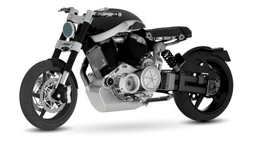 C3 X132 Hellcat The Toughest Motorcycle Ever Made