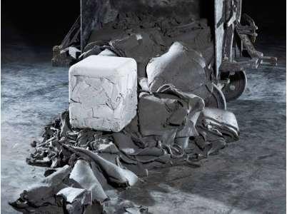 Concrete Scrap Seating