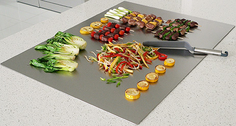 Cook-N-Dine Teppan Grills from CDS-Design