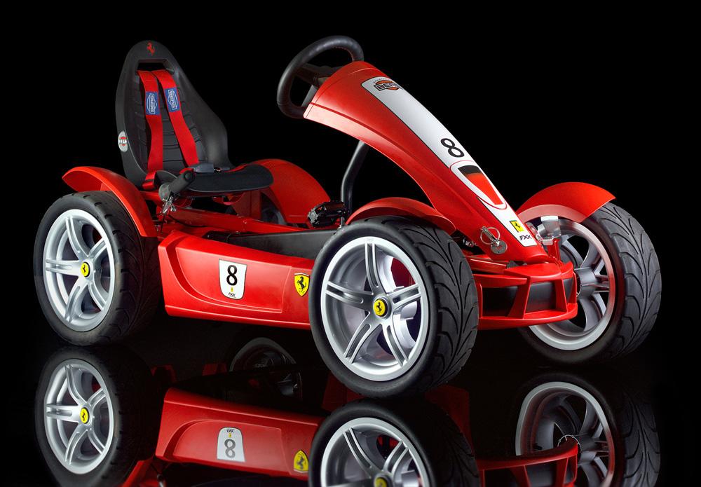 Dear Santa Please Bring Me a Ferrari