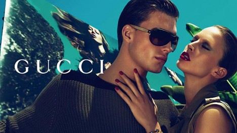 Gucci Cruise Ad Campaign 2011 3