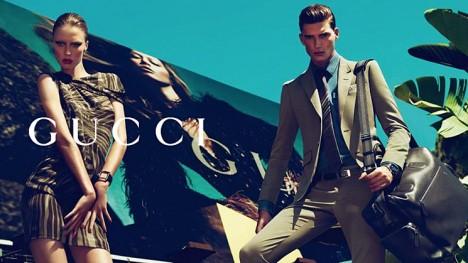 Gucci Cruise Ad Campaign 2011 5