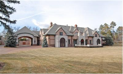 House of the Day Remodeled Mansion in Denver