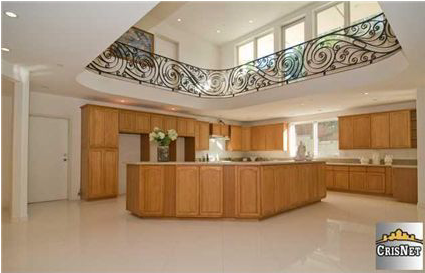 House of the Day Three Story Foyer Mansion 7
