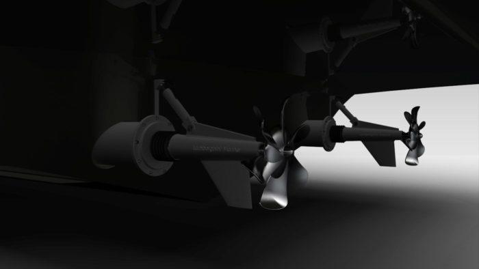 Lamborghini Yacht Concept by Mauro Lecchi 10