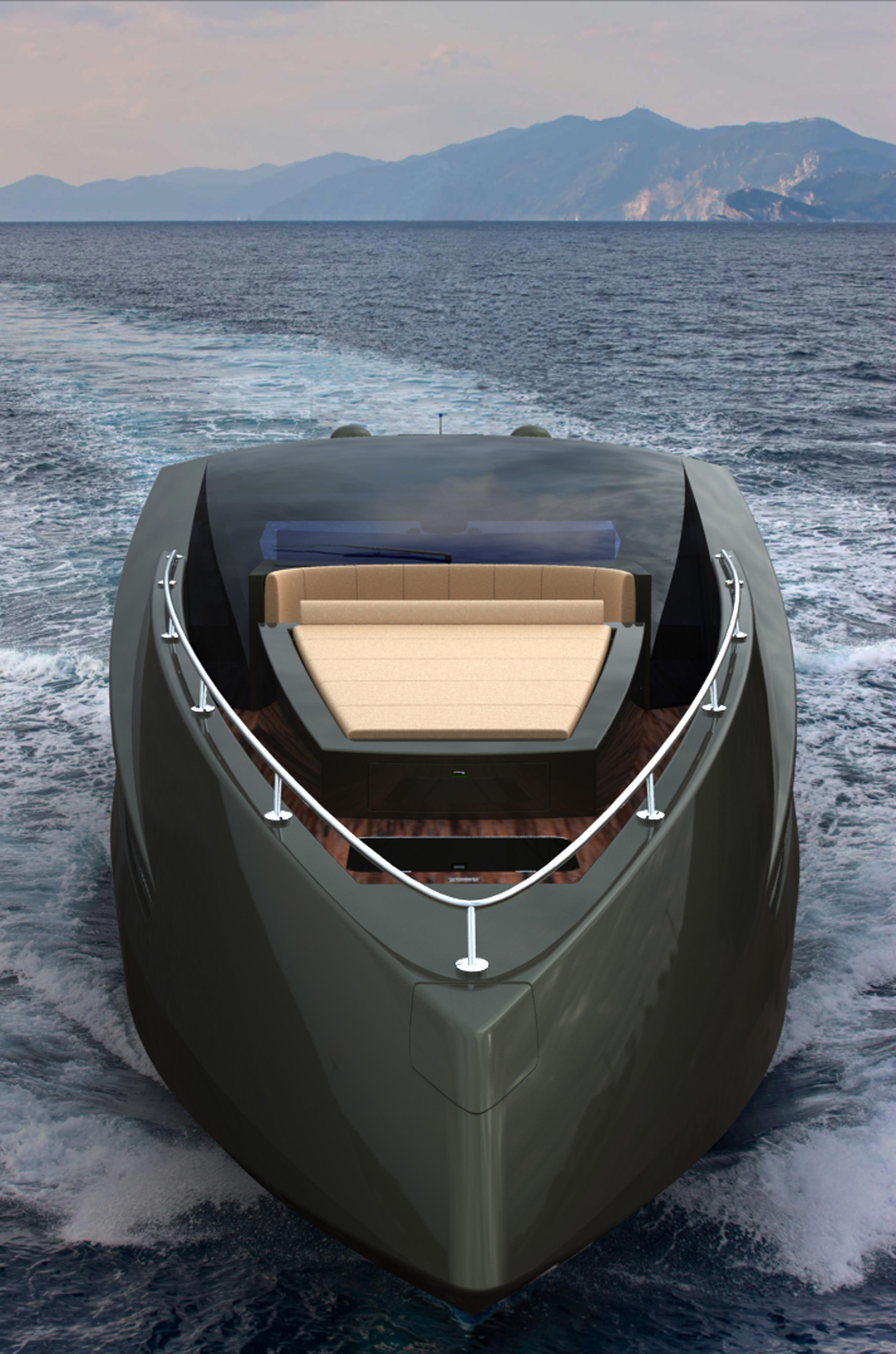 Lamborghini Yacht Concept by Mauro Lecchi 12