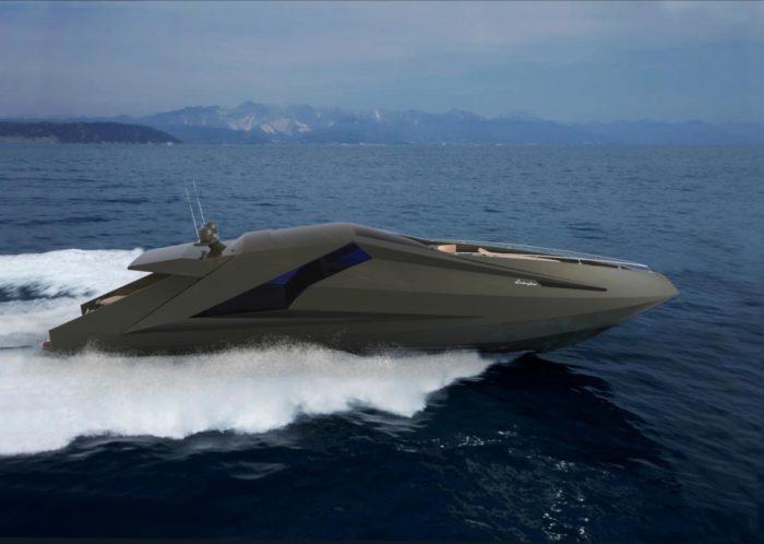 Lamborghini Yacht Concept by Mauro Lecchi 2