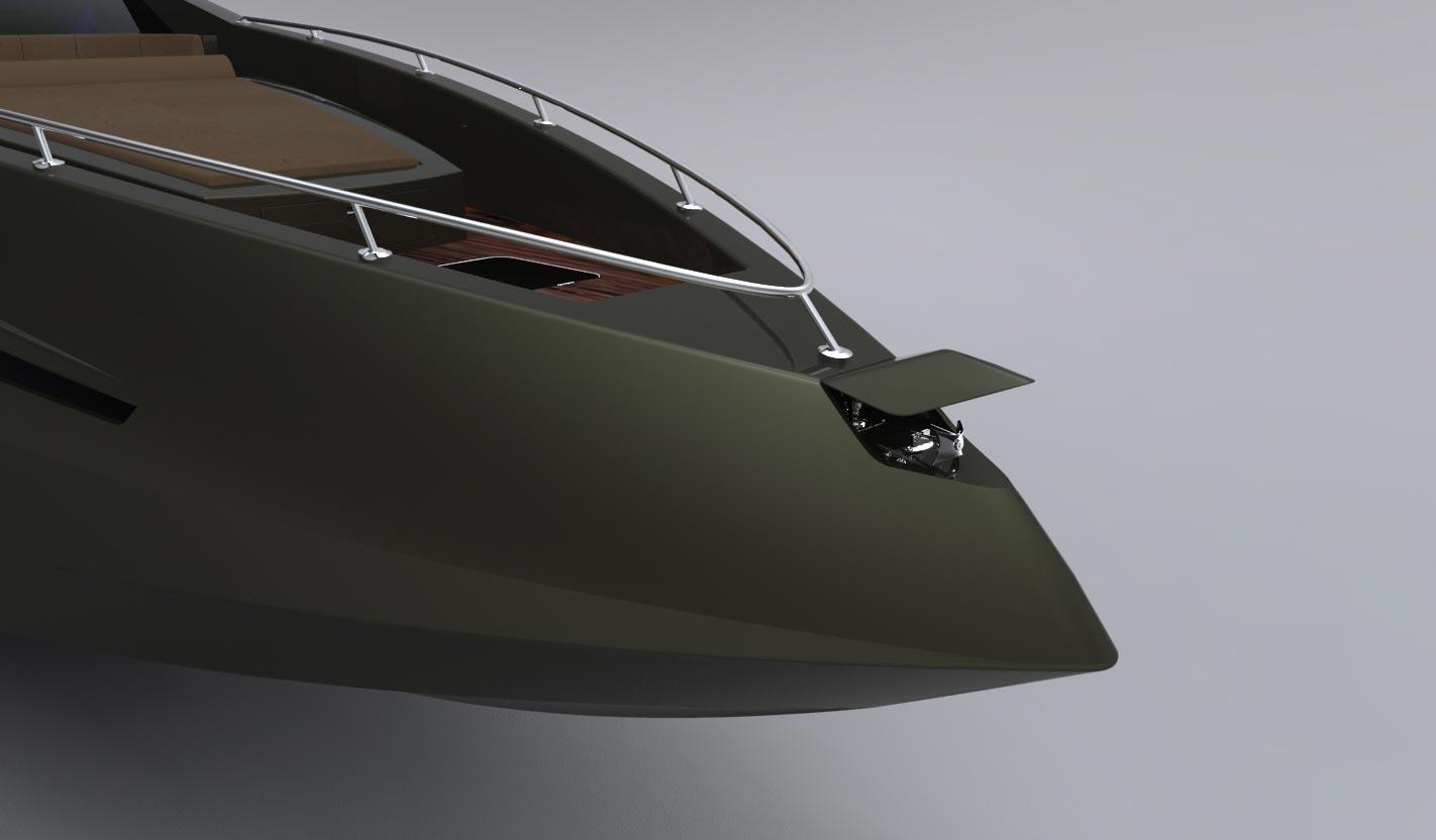 Lamborghini Yacht Concept by Mauro Lecchi 4