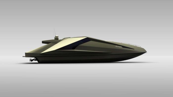 Lamborghini Yacht Concept by Mauro Lecchi 5