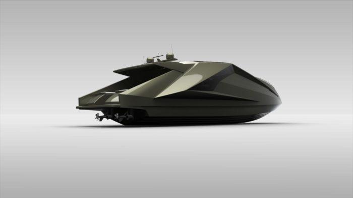 Lamborghini Yacht Concept by Mauro Lecchi 6