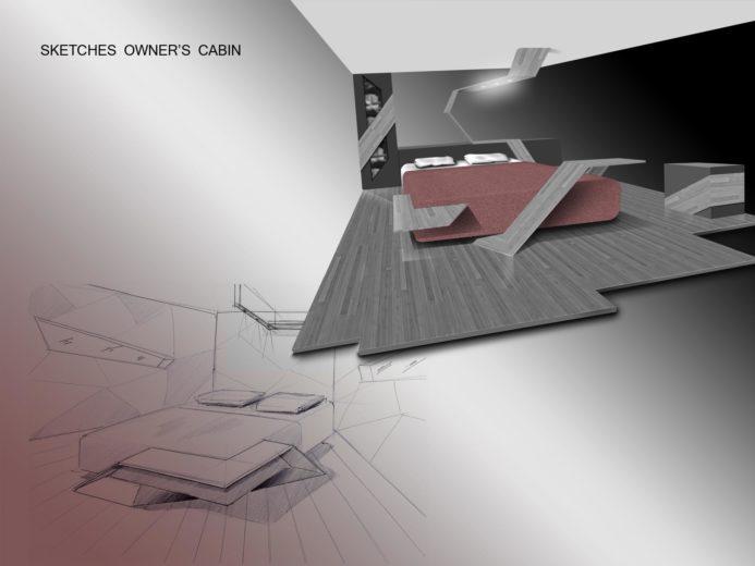 Lamborghini Yacht Concept by Mauro Lecchi 8