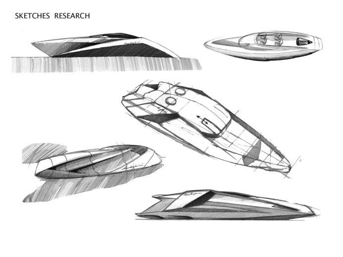 Lamborghini Yacht Concept by Mauro Lecchi 9