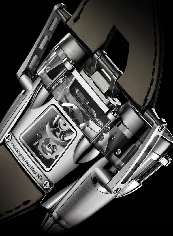 MB&F HM4 Thunderbolt Watch