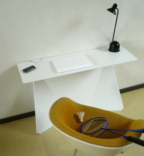 Minimalist Tables from Studio Manzano 2
