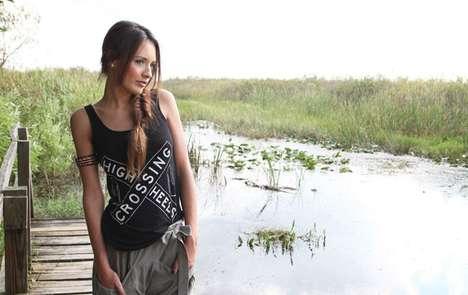 Muted Marshland Lookbooks