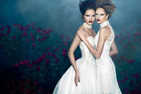 Mystique Bridal Shoots