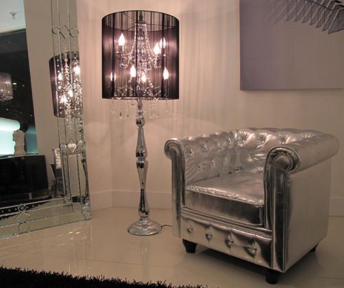 Neo-Baroque Floor Lamps by Modani 4