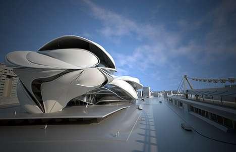Sound Wave Architecture