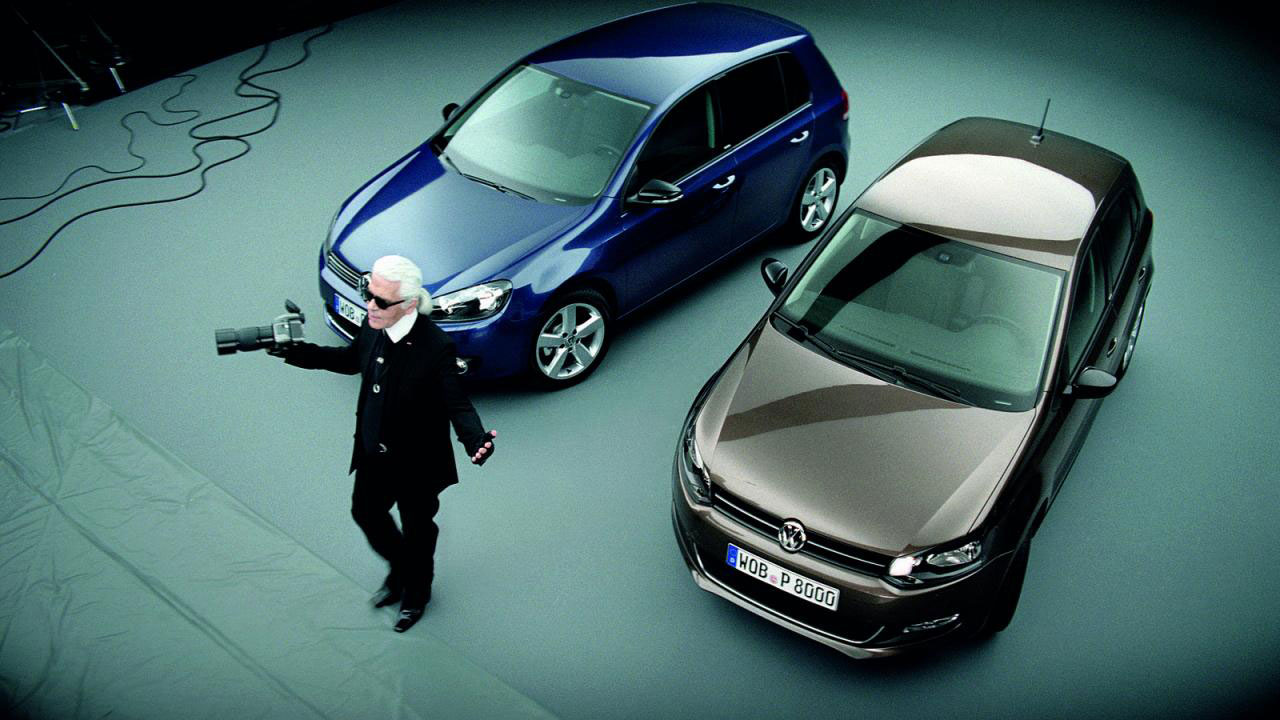 Special Edition Volkswagen Style by Karl Lagerfeld